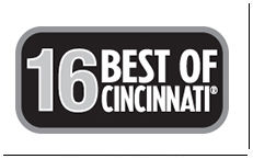 Voted Cincinnati's #1 Florist in 2016 and 2015!!